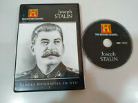 Joseph Stalin Grandes Biografias History Channel- DVD Español English