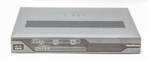 Cisco 880 Series Integrated Services Routers C887VA-W-A-K9 Modem/Wireless Router
