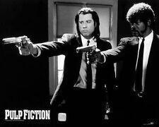 PULP FICTION POSTER GUNS
