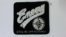 Enemy 1992 STICKER PATCH Def Jam Recordings music patch RARE logo