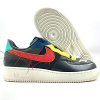 Nike Air Force 1 Low BHM Black History Month Grey Red CT5534-001 Men's 4.5-11.5