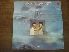 BILL GAITHER TRIO Bless the Lord who reigns in beauty- LP