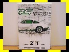 PORSCHE Kalender Emaille Carrera RS 2.7 Dauerkalender Drehkalender NEU LIMITED