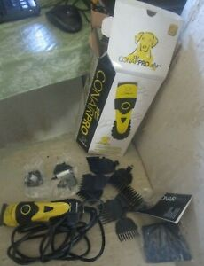 Conair PRO Dog Cordless Clipper And Attachments Case