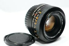Pentax K mount fit Auto Revuenon 50mm 1:1.7 prime lens, fits K mount camera