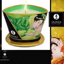 Candela per massaggi erotici al Te Verde 170 ml Shunga Sexy Sensual Relax xxx