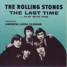 ☆ CD Single The ROLLING STONES The last time 2-track CARD SLEEVE ☆
