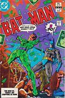 BATMAN#362 VF/NM 1983 DC BRONZE AGE COMICS