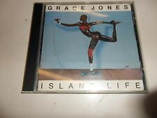 CD  Grace Jones - Island Life
