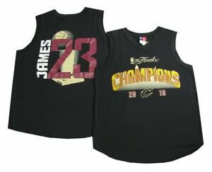 LeBron James Jersey Cleveland Cavaliers Mens 2016 The Finals Champions Skyline