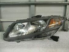 2012,2013,2014,2015 Honda Civic Left Halogen Headlight(OEM)