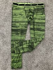Mens Old Navy Go Dry Green Active Running Pants Xxl