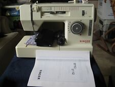 Singer MERRIT 2112 Sewing Machine w/Foot Control Pedal, Power Cord, Manual, Box