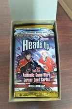 2002-03 PACIFIC HEADS UP HOCKEY 20 PACKS SEALED BOX