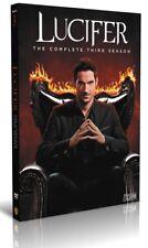 Lucifer Season 3 DVD Box Set Brand New & Sealed Fast & Quick Postage