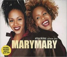 "Mary Mary Shackles (Praise You) + 3 - Columbia 5"" CD Single"