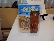 STAR WARS KENNER DROIDS CARTOONS   THIS SALE IS FOR ACRYLIC CASES ONLY NO TOYS