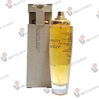 CARTIER SO PRETTY 100 ml EDT EAU DE TOILETTE SPRAY ORIGINAL