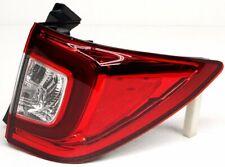 OEM Honda Pilot Right Passenger Side Halogen Tail Lamp Lens Chip