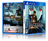 Valkyria: Revolution - ReplacementPS4 Cover and Case. NO GAME!!