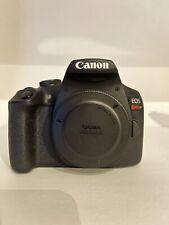 Canon EOS Rebel T7 24.1 MP Digital SLR Camera - Black (with 24mm EF-S Lens)