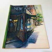 The New Yorker: Sept 29 1956 - Full Magazine/Theme Cover Arthur Getz