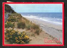 Posted 1991: Beach, Cape Cod, Massachusetts, USA