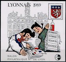 TIMBRE FRANCE BLOC CNEP n°10 NEUF** LYONNAIS  (salon philatélique de LYON )