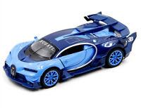 Bugatti Vision Gran Turismo Concept Car 1:32 Rare NEW