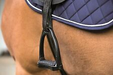 Horseware Ireland Amigo Curved Stirrup [Black] [One Size] SSHA4B