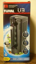 NEW!! Fluval U3 Underwater Filter up to 40 Gallons (4753)