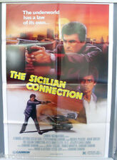 Cinema Poster: SICIILIAN CONNECTION, THE aka Pizza Connection 1985 (One Sheet)