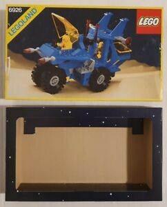 Game Play LEGO Space Spazio Completo 1986 Legoland 6926  Mobile Recovery Vehicle