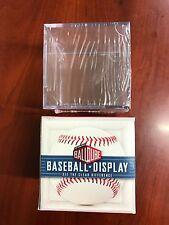 BallQube Baseball Display