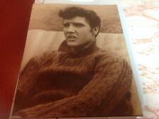 """Elvis Wrapped Portrait 14x11"""""""