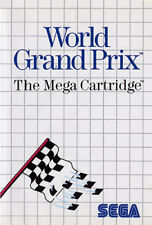 ## SEGA Master System - World Grand Prix 1 - TOP / MS Spiel ##