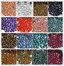 SS6-SS30 Top Quality DMC Czech Crystal Rhinestones Hot fix Flatback Diamantes #1