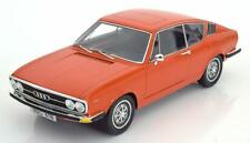 1:18 KK-Scale Audi 100 Coupe S 1970 orange ltd. 400 pcs.