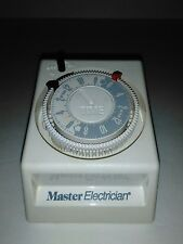 True Value Guard 24 Hour Timer Model# 325621 by Master Electrician