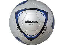 Mikasa Japan Football Ball Soccer Training F5Tp Size:5 White Silver