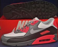 Nike Air Max 90 iD White Black Grey Infrared OG SZ 11.5 ( 653533-997 )
