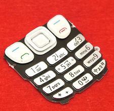 Original Nokia 6303 Tastatur Tastaturmatte Tastenmatte Key Tasten Keypad Weiß