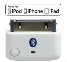 KOKKIA i10 (White) Tiny MULTI-STREAM Bluetooth iPod Transmitter, iDevices