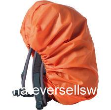 LARGE WATERPROOF BERGAN COVER backpack rucksack transit 60 - 70 litres orange
