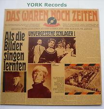 DAS WAREN NOCH ZEITEN - Volume 1 - Various - Ex Con LP Record Polydor 2459 018