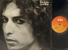 BOB DYLAN HARD RAIN 1976 LP LYRICS Maggie's Farm Lay Lady Shelter From The Storm
