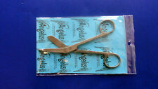 "Medical Dental  Scissor LISTER 6"" / 16 Cm ANGELUS"