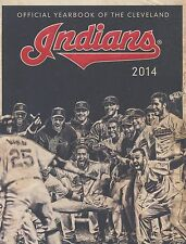 Yearbook 2014 - MLB - Baseball - CLEVELAND INDIANS