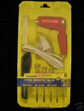 12pc Home & Office Tool set- Screwdriver Glue Gun Knife