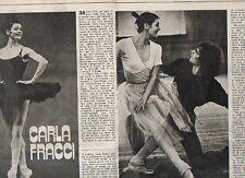 MA94-Clipping-Ritaglio 1975  Carla Fracci
